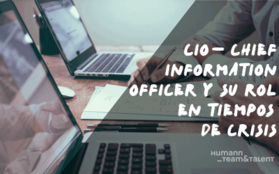 Chief Information Officer y su rol en tiempos de crisis