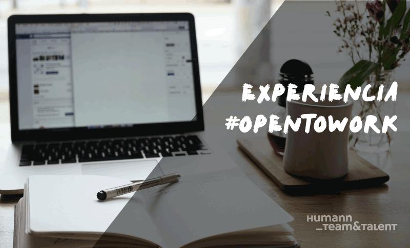 Experiencia #OpenToWork