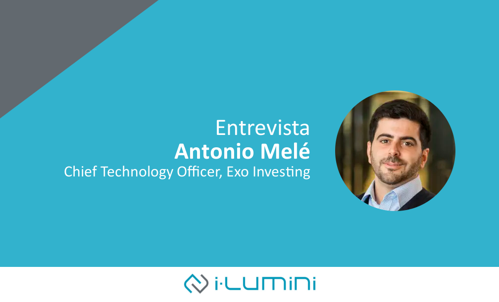 Entrevista a Antonio Melé, Chief Technology Officer de Exo Investing