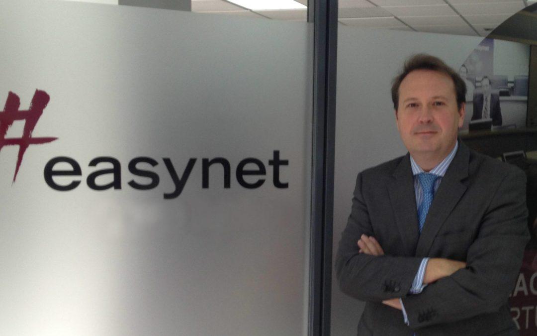 Entrevistando a Javier Morgado, Country Manager de Easynet España