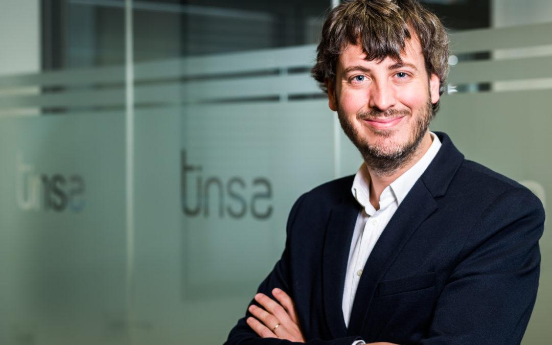 Entrevista a Jorge Valero, Director de TINSA Digital