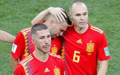 Eliminación de España: Del Mundial de Rusia a la oficina.