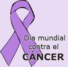 Dia mundial contra el cáncer